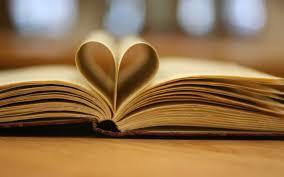Book w Heart Image