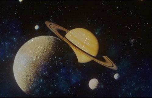 Pluto Saturn Conjunct Image