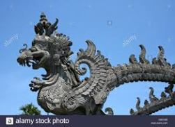 Hindu Dragon Image