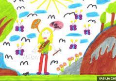 Child Drawing Image 4