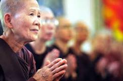 Asian Prayer Image