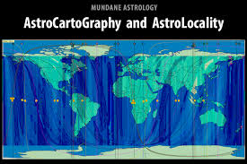 Astrocartography Image