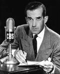 Edward R Murrow Radio Image