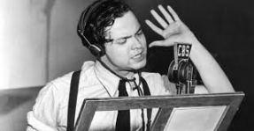 Orson Wells Radio Image