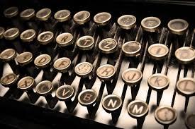 Typewriter Keyboard Image