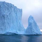 Sea Ice Water Image
