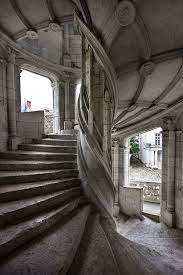 This image has an empty alt attribute; its file name is mediveal-spiral-stair-image.jpeg